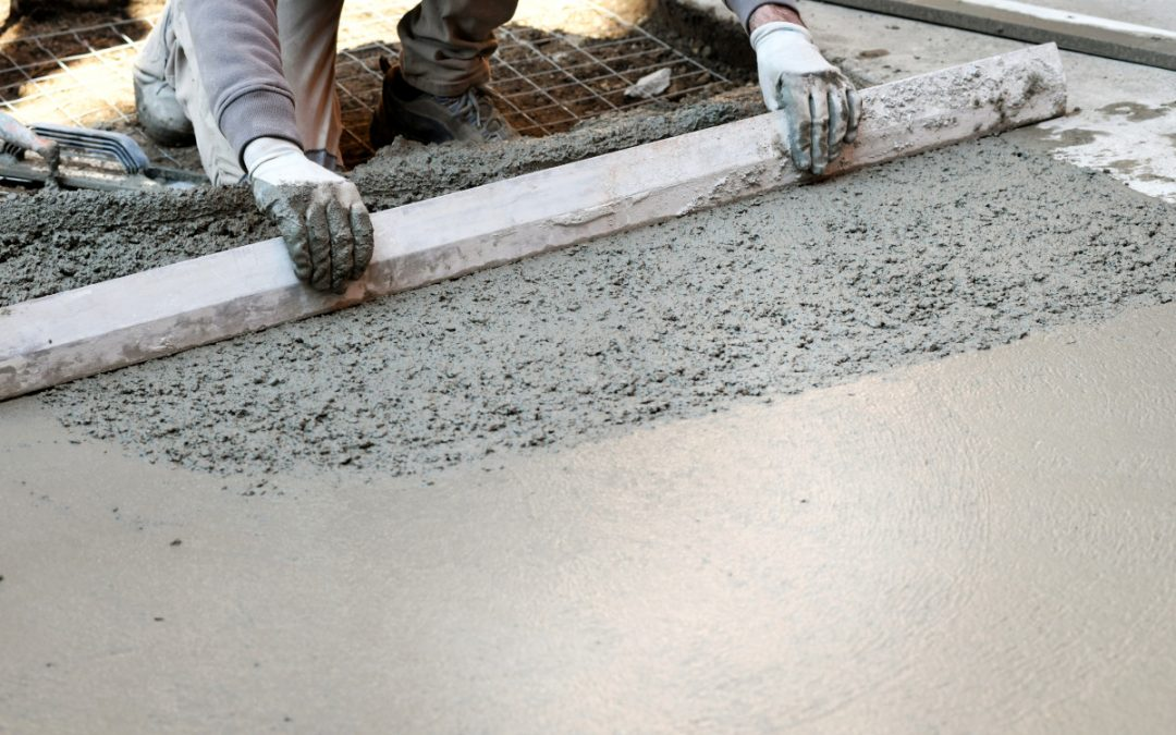 HOW CONCRETE CAN INCREASE THE VALUE OF YOUR PROPERTY